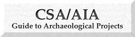 CSA Archaeological Project Logo