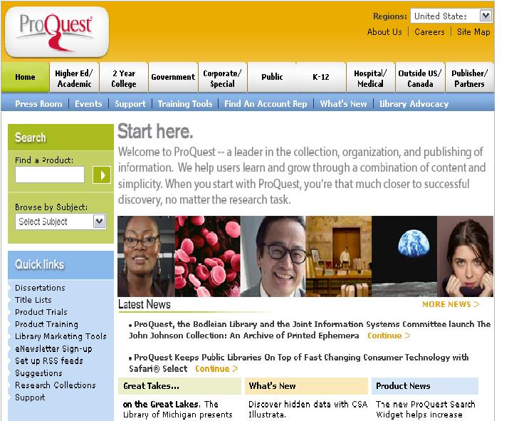 Proquest thesis database wiki
